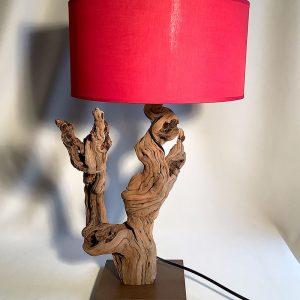 lampe cep de vigne 18