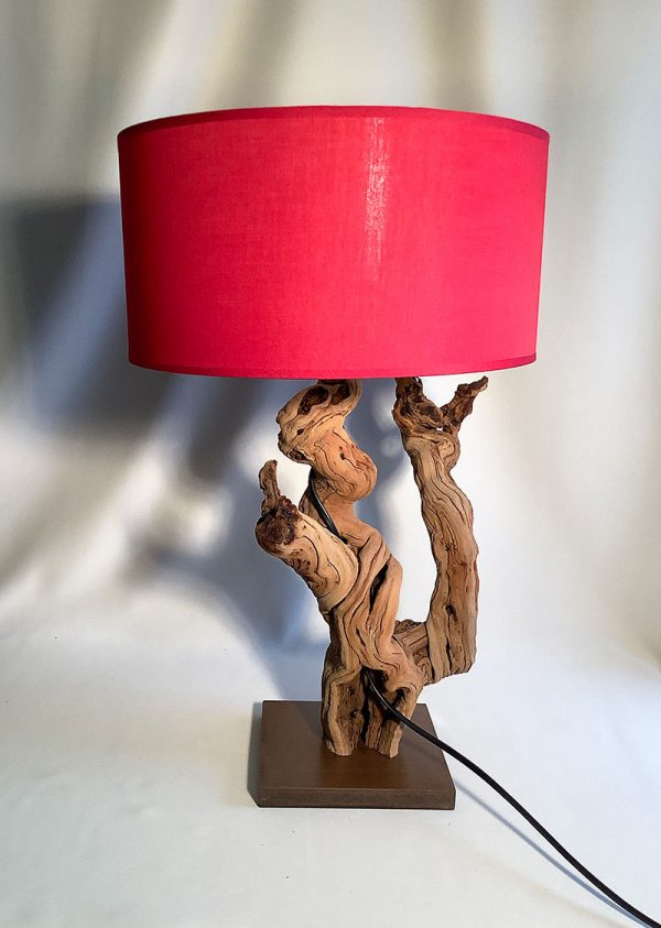 lampe cep de vigne 19