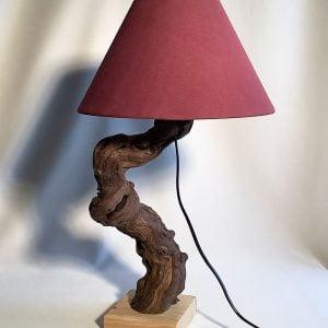 lampe cep de vigne 28