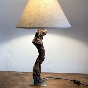 lampe cep de vigne 38